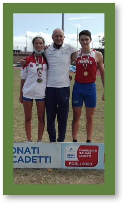 Matilde, Nicola e Umberto Pegoraro